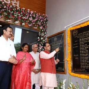 Inauguration of Riverfront House