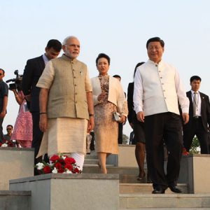 Visit of Chinese President